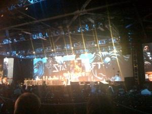 StarCraft 2 Voice Actor Panel