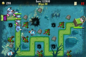 The Creeps! Gameplay Screenshot