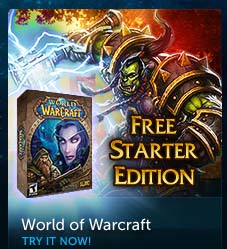 World of Warcraft Goes Free – JohnnyBGamer