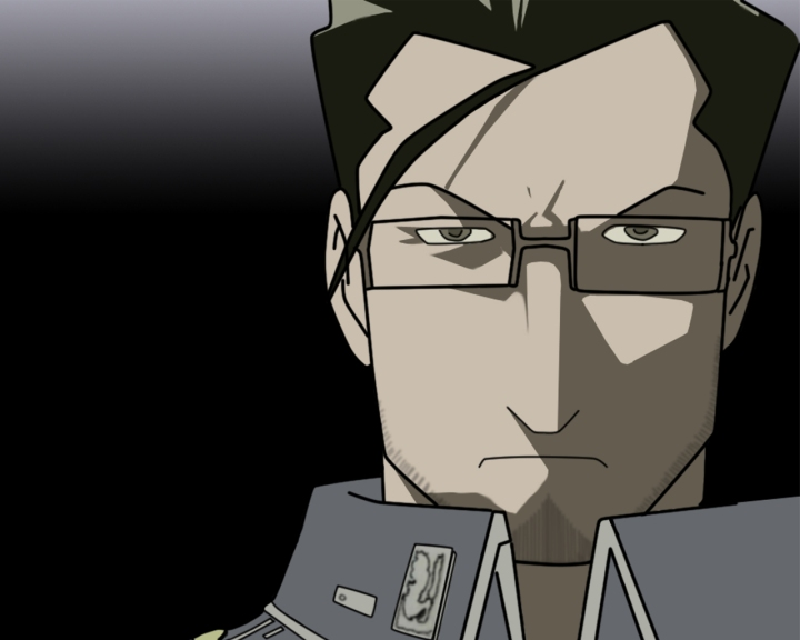 Vector-maes-hughes-Fullmetal-Alchemist