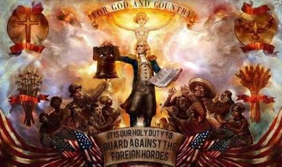 BioShock_Infinite_Columbia_Propaganda