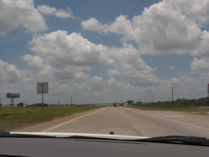 So flat. So boring. Captive audience on an 8 hour drive.