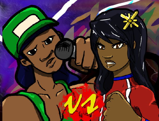 ReElise-Hip-Hop-Battles