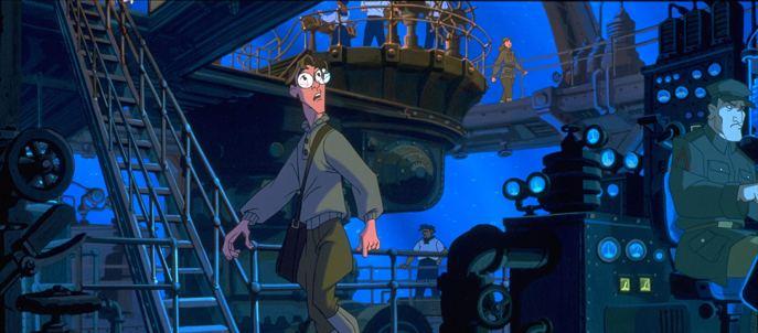 Atlantis: The Lost Empire - Milo