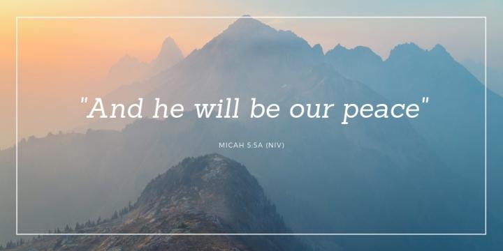Micah 5:5A