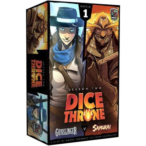 Dice Throne: Season 2