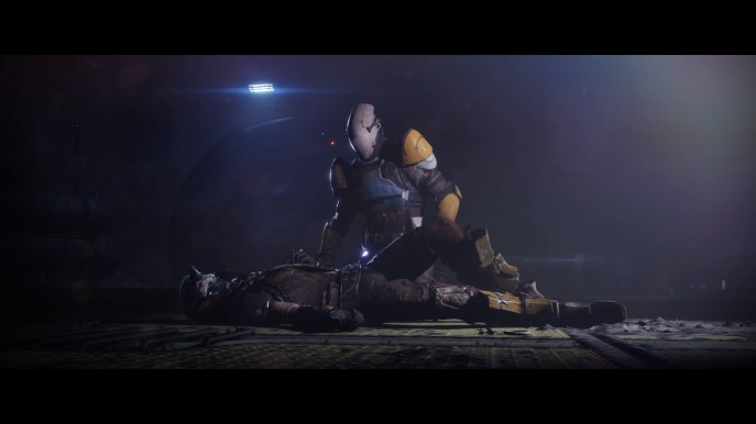 Death of Cayde-6